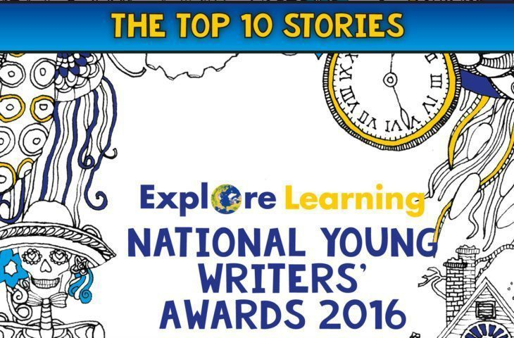 Top ten National Young Writers' entries!