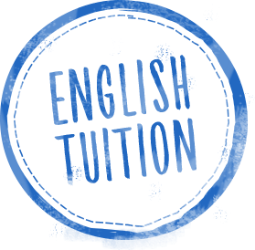 english tuition stamp