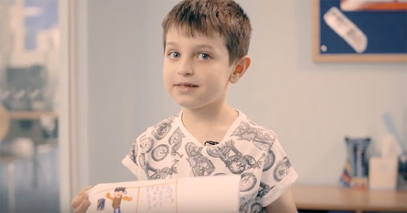 George set himself a challenge of learning his time's tables over the summer break. See how George got on in our #NowICan video!