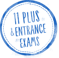 11 plus exams stamp