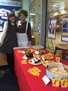 Stourbridge bake sale