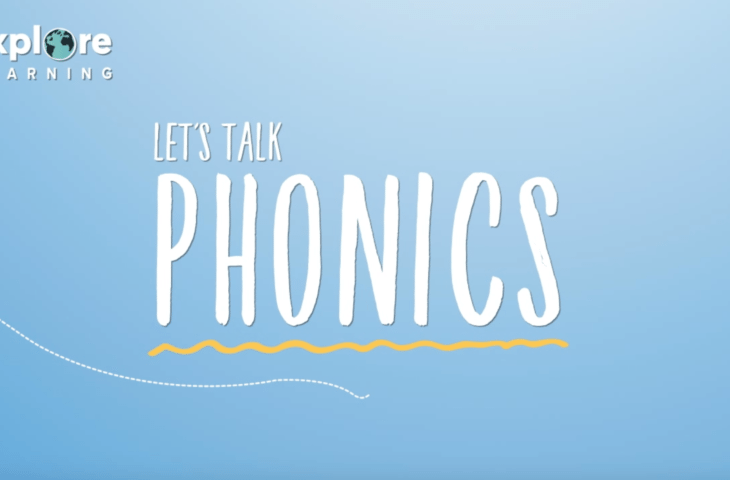 Let's talk phonics