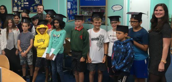 St Albans 11 Plus graduation