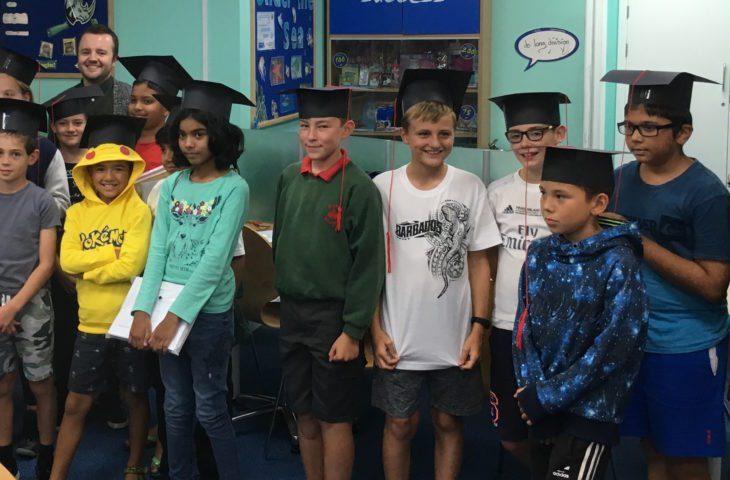 St Albans 11 Plus graduation