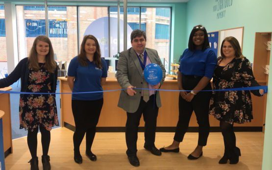 Redhill centre launches