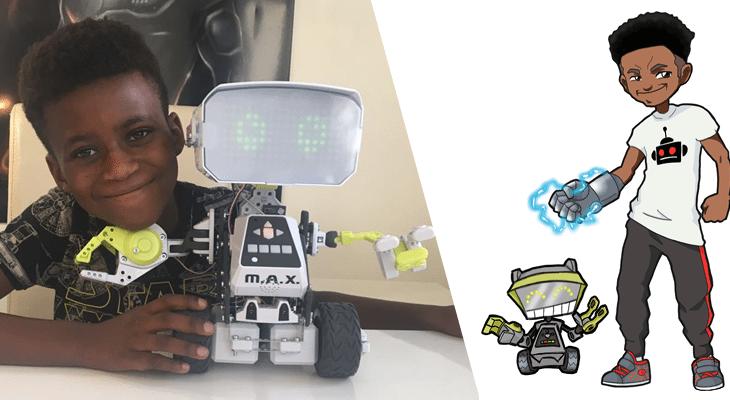Callum Daniel - The Robot Boy