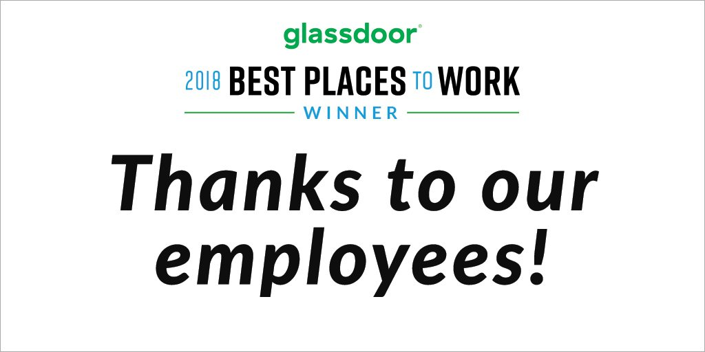 Explore Learning Best Place to Work Glassdoor banner