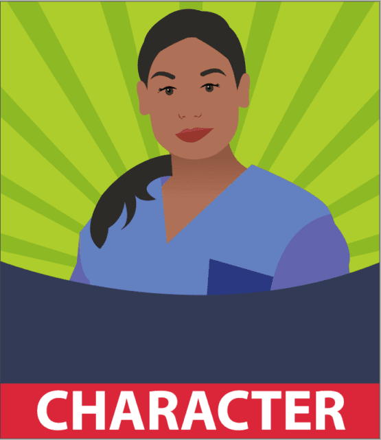 Free resources - character