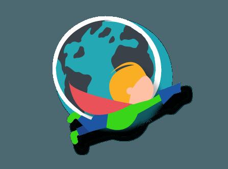 NYWA badge