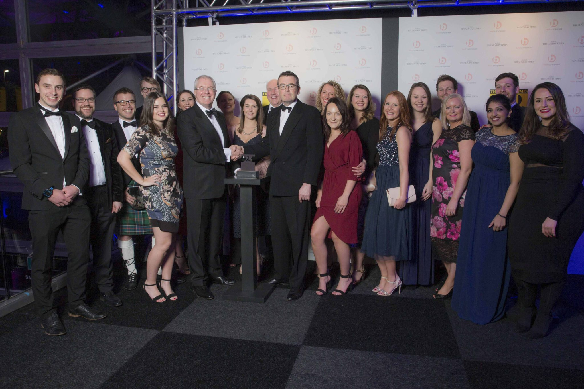 Explore Learning at The Sunday Times Best Companies to Work for Awards