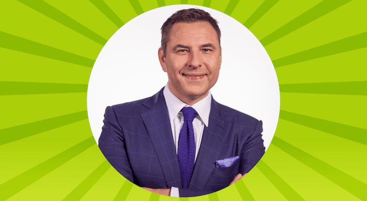 10 questions with David Walliams