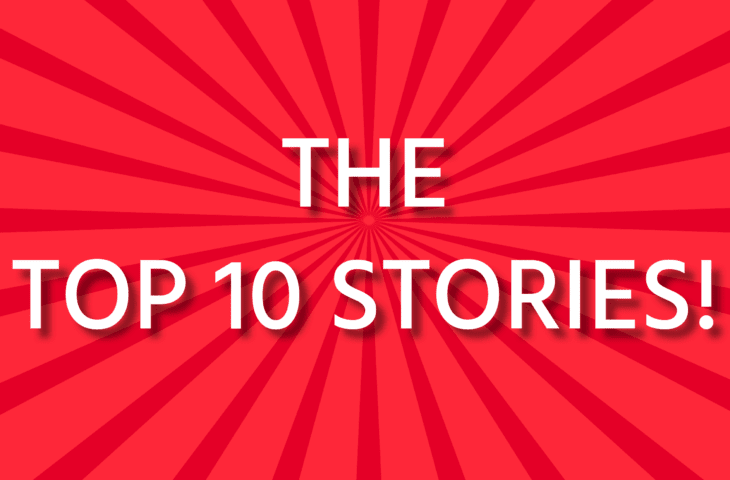 The top 10 young writers' stories