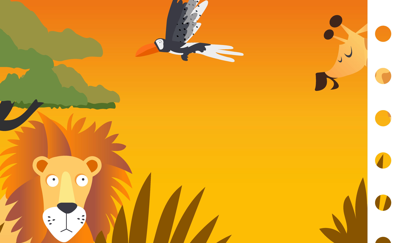 Safari Shapes