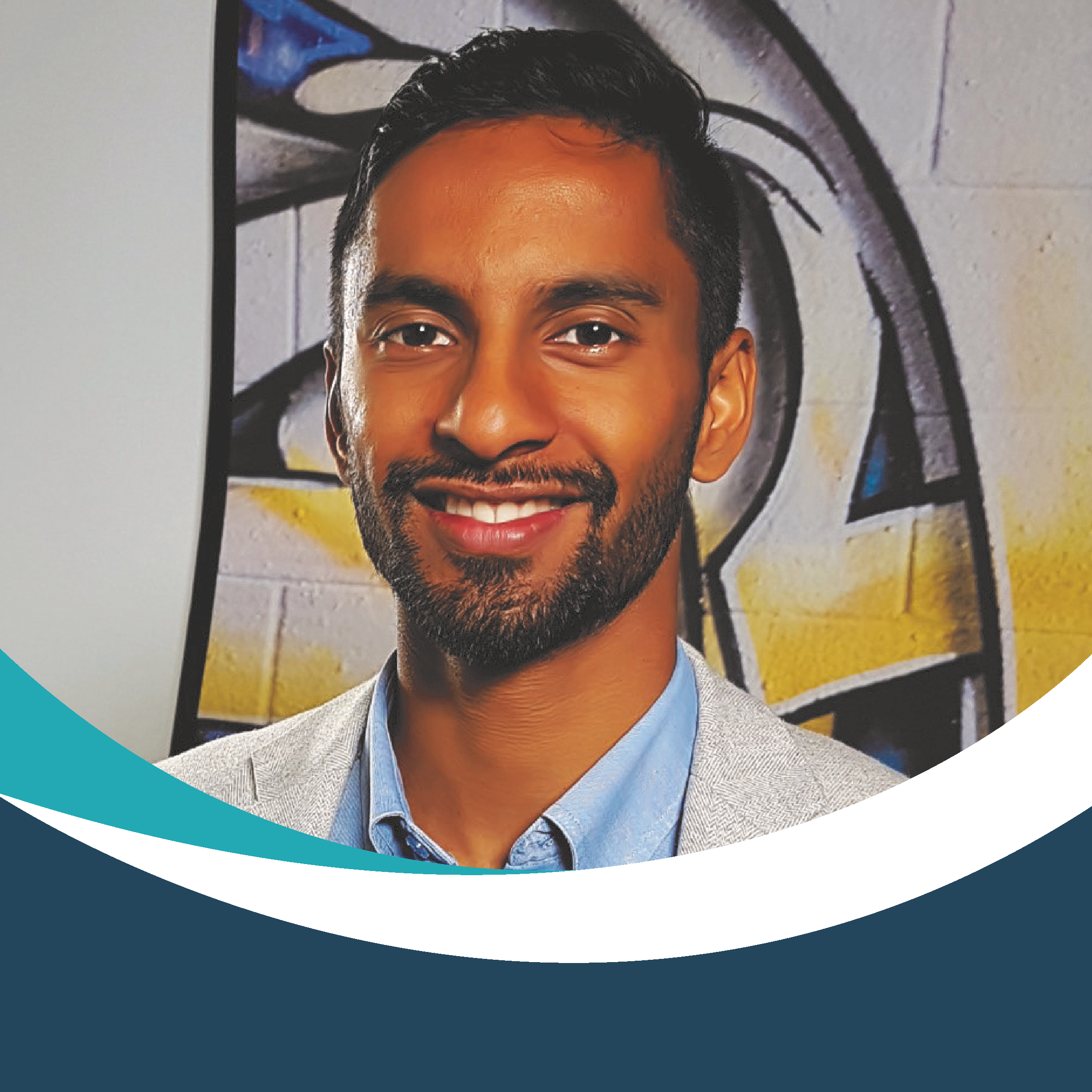 Prime time with Bobby Seagull