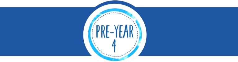 Pre year 4 11 Plus course
