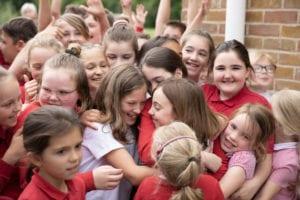 Explore Learning students celebrate