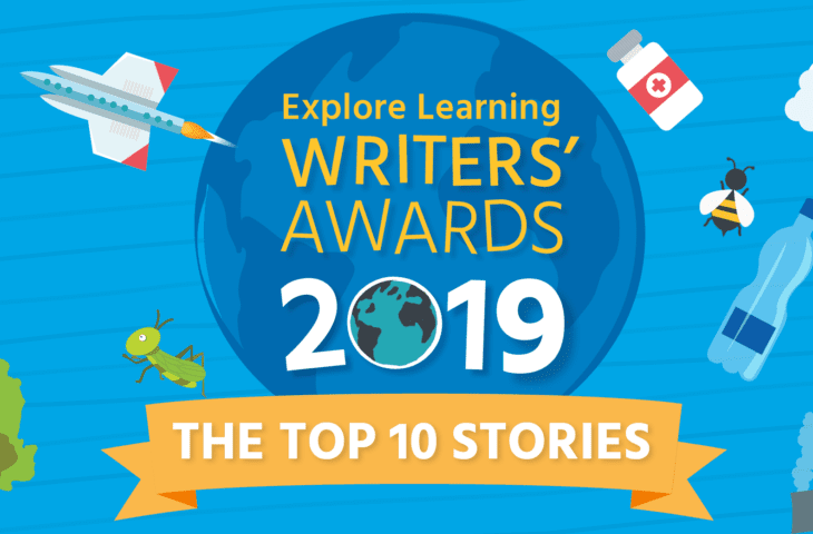 Explore Learning writer's awards: 2019