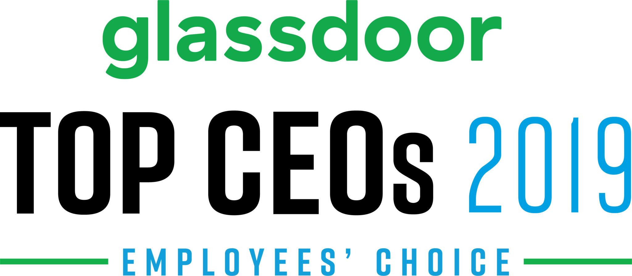 'Glassdoor: Top CEOs 2021'