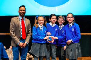 primary school, maths award