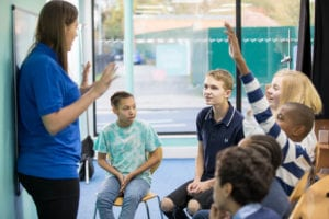Reward and recognition in the Explore Learning classroom