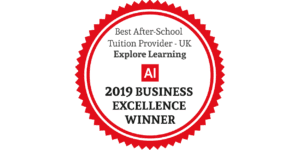 Explore Learning names Business Excellence winner 2019