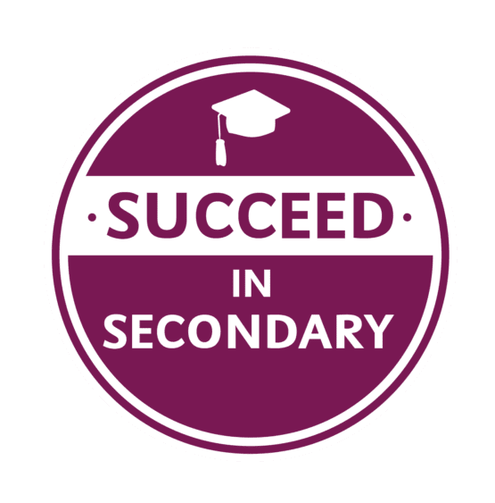 Succeed in secondary
