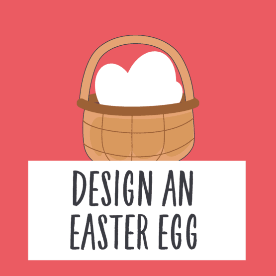 design an easter egg