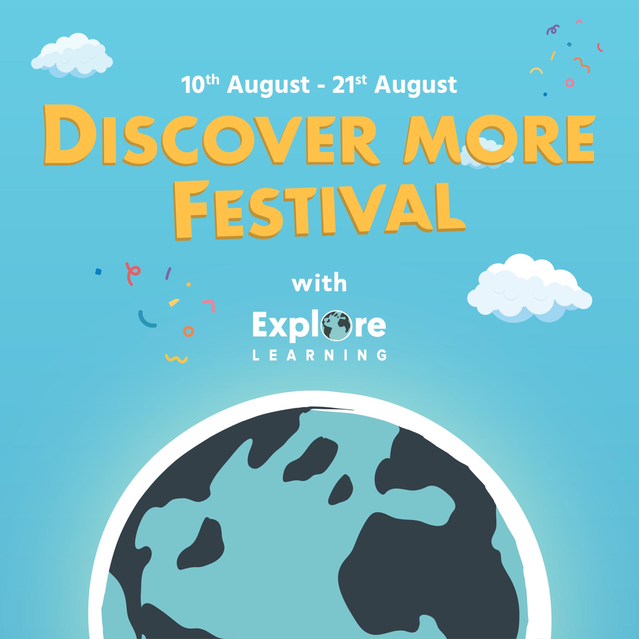 Discover More Festival