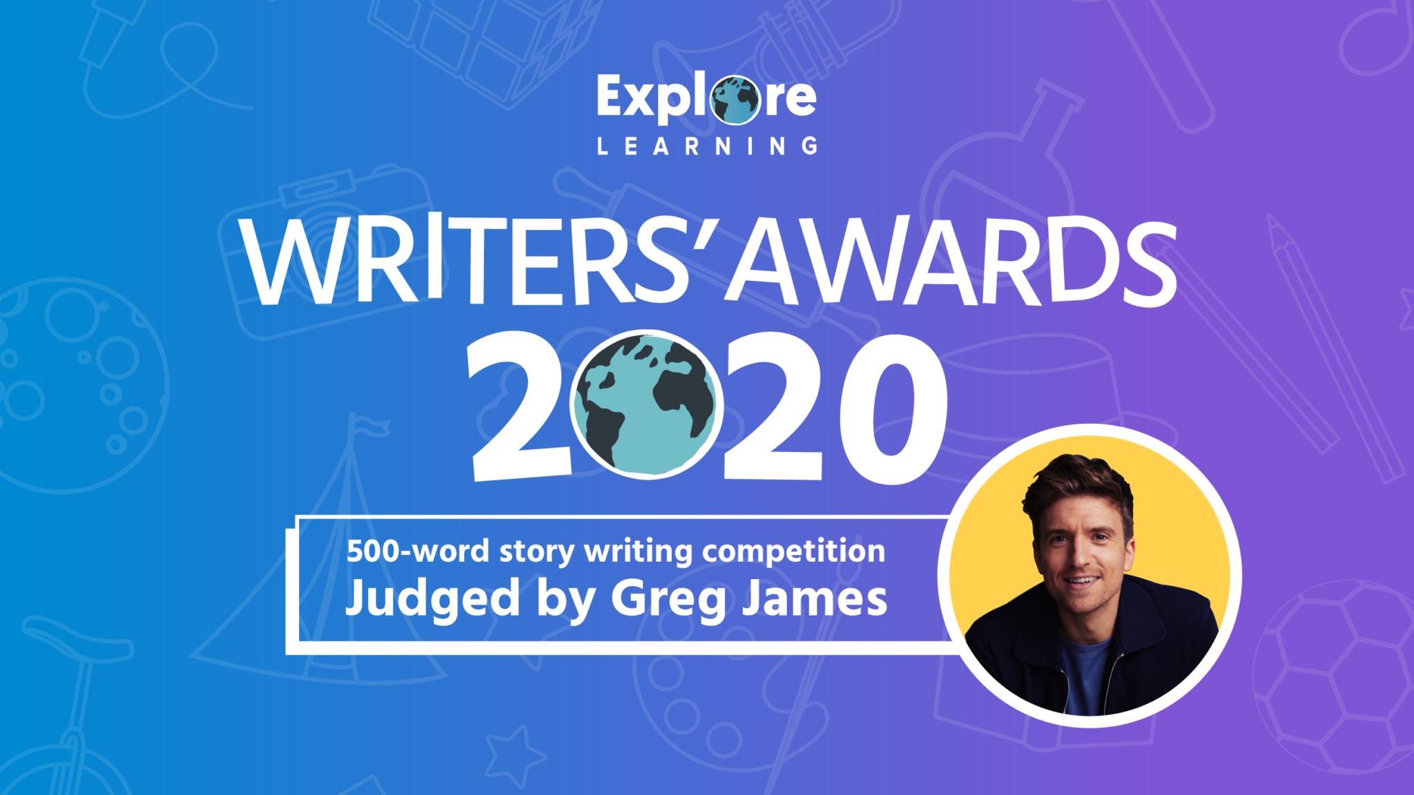Explore Learning Writers' Awards 2020
