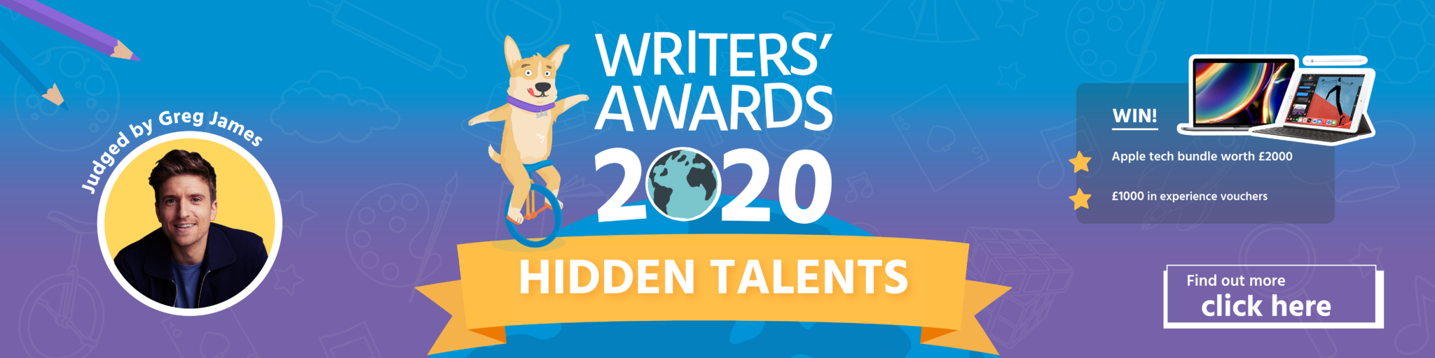 Explore Learning Writers Awards