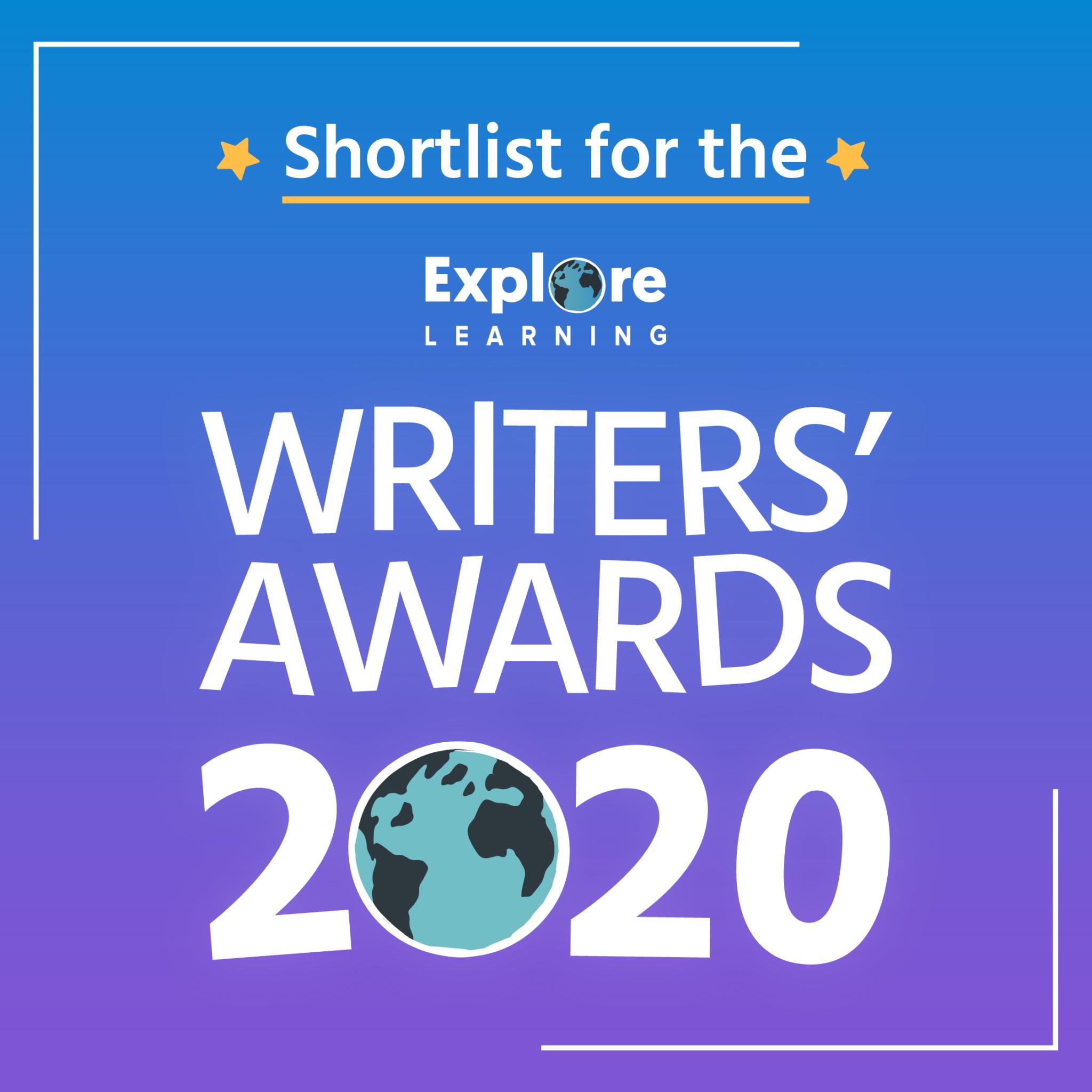 Explore Learning Writers' Awards Shortlist