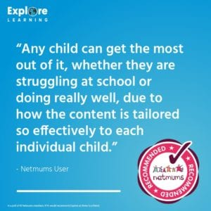 netmums user testimonial