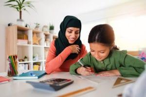 Make homeschooling engaging