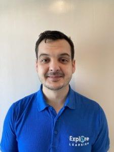 tutor Sean Southerland-Kirby